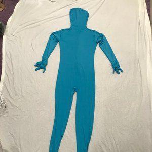 Other - Light Blue Skin Suit